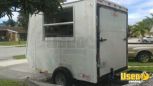 7' x 9' Food Concession Trailer for Sale in Florida!!!