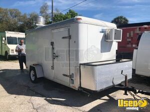 6' x 12' Food Concession Trailer for Sale in Florida!!!