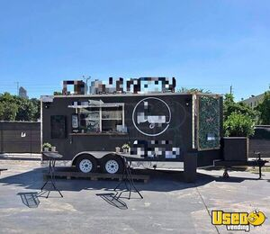 2018 - 8' x 16' Turnkey Food Concession Trailer for Sale in Florida!!!