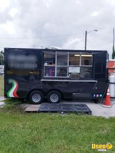 2019 - 8.5' x 16' Mobile Kitchen Food Concession Trailer for Sale in Florida!!!