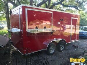 2019 - 7' x 16' Food Concession Trailer for Sale in Florida!!!