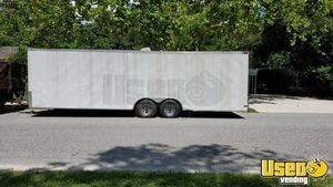 8.4' x 26' Catering Trailer with All Professional Equipment for Sale in Florida!