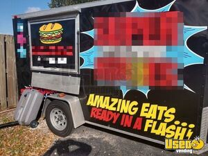 8' x 13' Food Concession Trailer for Sale in Florida!!!