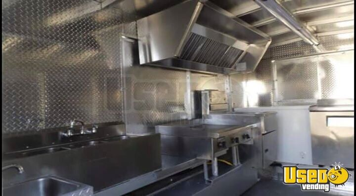 All-purpose Food Trailer Fryer Virginia for Sale - 11