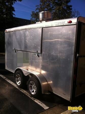 All-purpose Food Trailer Generator Virginia for Sale - 5