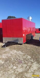 NEW for 2019 - 8.5' x 24' Food Concession Trailer for Sale in Georgia!!!