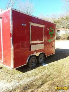 2017 - 8.5' x 14' Food Concession Trailer for Sale in Georgia!!!