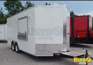 NEW FOR 2019 - 8.5' x 20' Food Concession Trailer for Sale in Georgia!!!