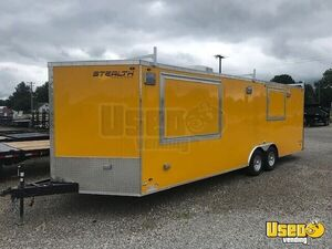Never Used 2019 8.5' x 24' Titan Food Concession Trailer in Mint Condition for Sale in Illinois!