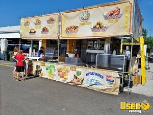 2013 8' x 20' Food Concession Trailer for Sale in Indiana- Turnkey Business!
