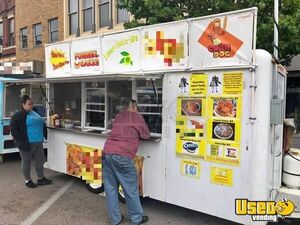 Waymatic Turnkey Used Food Concession Trailer for Sale in Indiana!!!