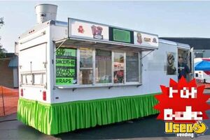 9' x 22' Wells Cargo Food Concession Trailer for Sale in Indiana!!!