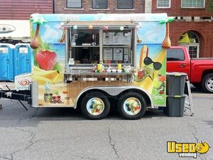 2012 - 8' x 10' Shaved Ice/Beverage Concession Trailer for Sale in Indiana!!!