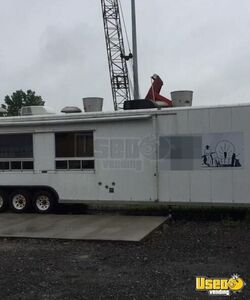 8' x 30' Food Concession Trailer for Sale in Indiana!!!
