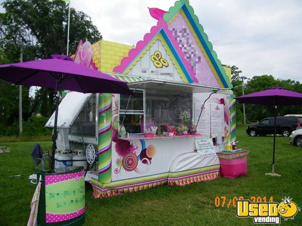 10' x 17' Food Concession Trailer for Sale in Indiana!!!