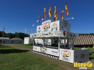 2008 8' x 16' Used Food Concession Trailer for Sale in Iowa!!!