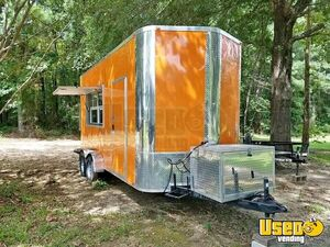 16' Food Concession Trailer for Sale in Louisiana!!!