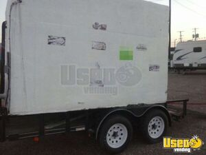 10' Refrigerated Food Storage Trailer for Sale in Louisiana!!!