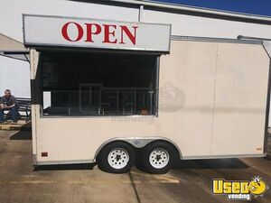 2017 - 8' x 16' Food Concession Trailer for Sale in Louisiana!!!