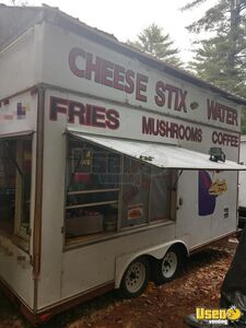 8' x 16' Food Concession Trailer for Sale in Maine!!!