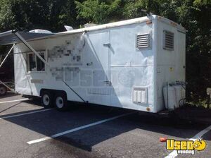 1980 - 24' x 8.5' Mobile Kitchen Concession Trailer!!!'