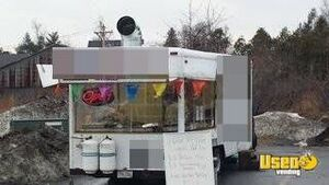 7.5' x 20' Food Concession Trailer for sale in Massachusetts!!!