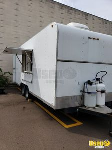 8' x 18' C & W Food Concession Trailer for Sale in Michigan!