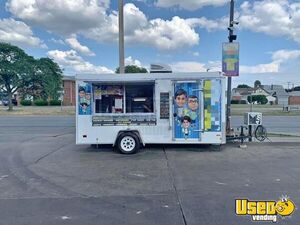 Multi-Function Food Trailer Used Mobile Convenience Store for Sale in Michigan!