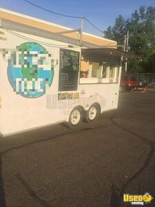 Haulmark - 8' x 16' Food Concession Trailer/Mobile Kitchen Unit for Sale in Minnesota- Works Great!