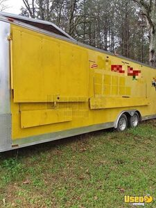 Mobile Kitchen Food Concession Trailer for Sale in Mississippi!!!