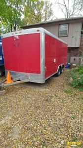 2011 - 8' x 16' Food Concesion Trailer for Sale in Missouri!!!