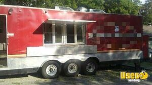 8' x 36' Food Concession Trailer for Sale in Missouri!!!