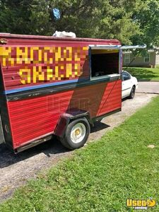 Food Concession Trailer for Sale in Missouri!!!