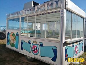 Shantz - 7.8' x 16' Food Concession Trailer for Sale in Missouri!!!