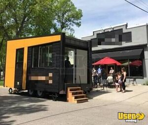 2017 - 8' x 18' Food Concession Trailer for Sale in Montana!!!