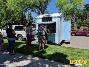 8' x 8' Dragon's Breath / Food Concession Trailer for Sale in Montana!!!