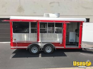 2016 - Turnkey 8.6' x 18' Food Concession Trailer for Sale in Nevada!!!