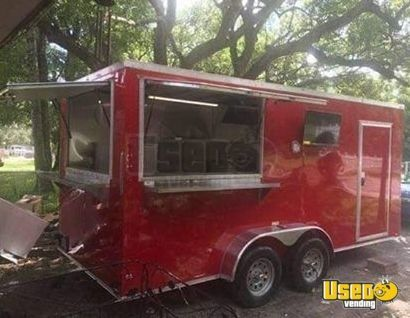 7' x 16' 2019 Food Concession Trailer Mobile Kitchen for Sale in New Jersey!!!