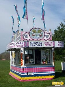 8' x 20' Food Concession Trailer for Sale in New Jersey!!!