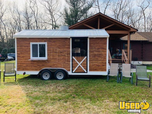 2018 - 8.4' x 18' Food Concession Trailer for Sale in New Jersey!!!
