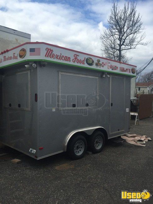 2015 - 8' x 14' Food Concession Trailer for Sale in New Jersey!!!