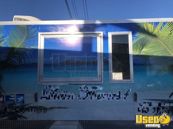 7' X 12' 2016 Food / Concession Trailer for Sale in New Jersey!