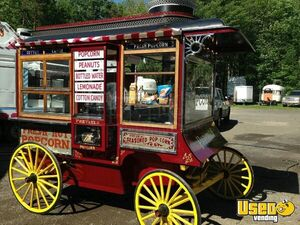 1964 Vintage Cretor's Model D Popcorn Wagon for Sale in New York!!!