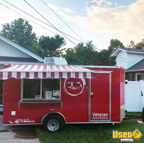 All-purpose Food Trailer North Carolina for Sale