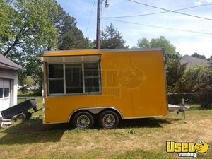 2017 - 8' x 14' Food Concession Trailer for Sale in North Carolina!!!