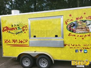 7' x 16' Custom Built Food Trailer Mobile Kitchen for Sale in North Carolina!