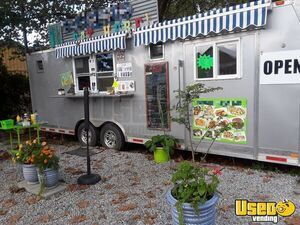 2015 - 8.5' x 24' Turnkey Food Concession Trailer for Sale in North Carolina!!!