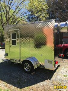 2015 - 6' x 10' Food Concession Trailer for Sale in North Carolina!!!