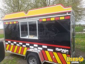 2018 - 6' x 12' Food Concession Trailer for Sale in Ohio!!!