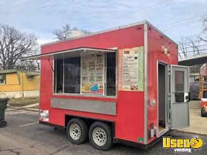 2017 - 10' Food Concession Trailer for Sale in Ohio!!!